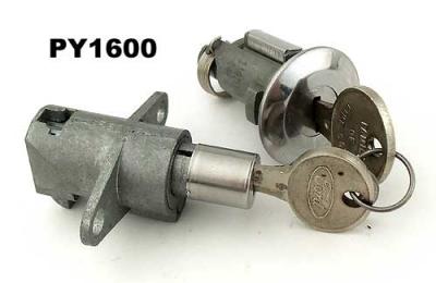 67-68 Ford Mustang Glove & Trunk Locks NOS Keys: PY Classic